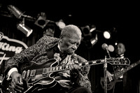 B.B. King- photo by Maria Ives